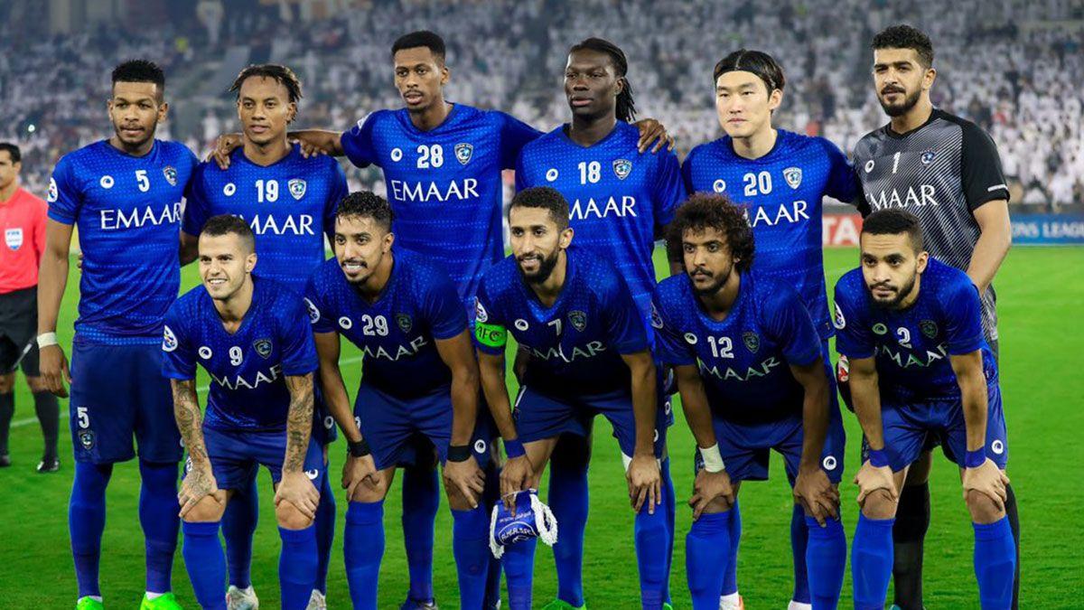 اسماء لاعبين الهلال 2020 صور لاعبي نادي الهلال السعودي الموقع المثالي