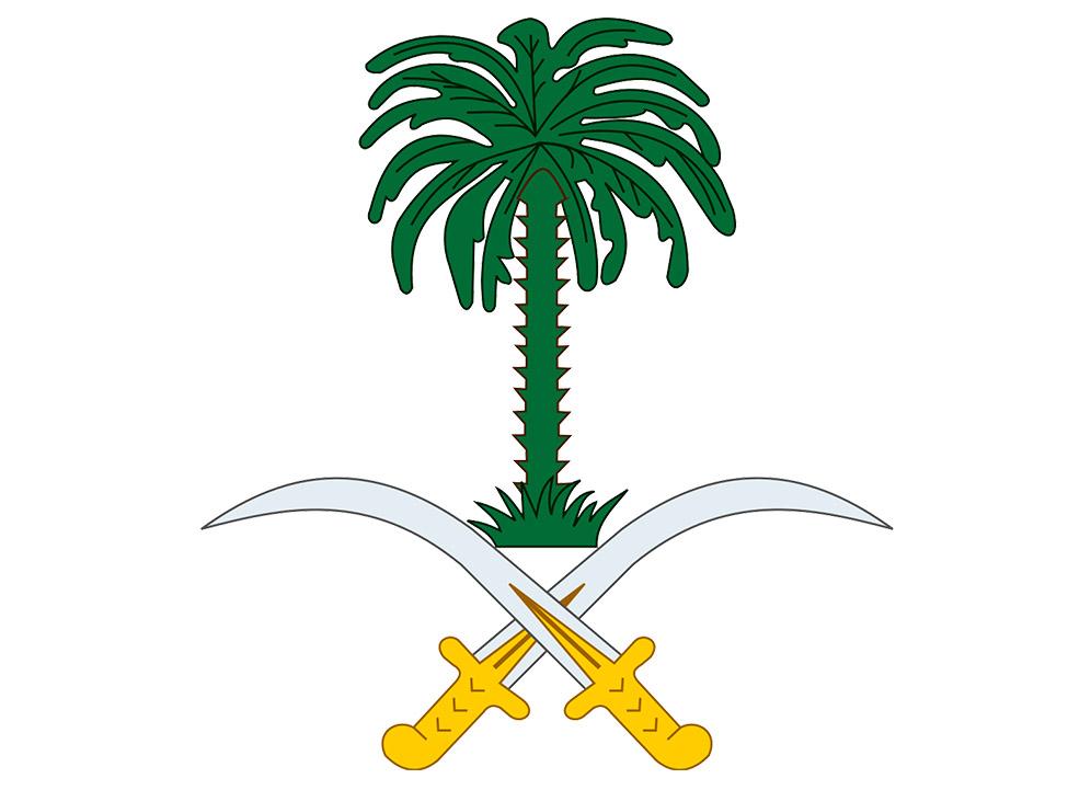 الى ماذا يرمز شعار المملكه السيفين والنخله في العلم السعودي الموقع المثالي