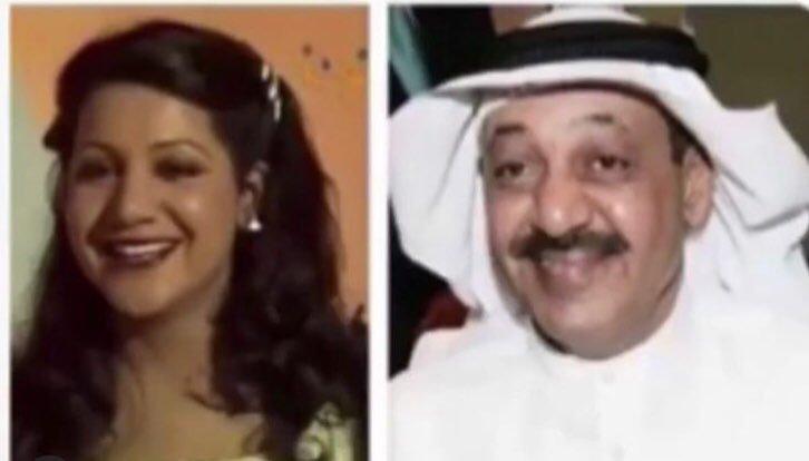 سعاد عبدالله وزوجها 4